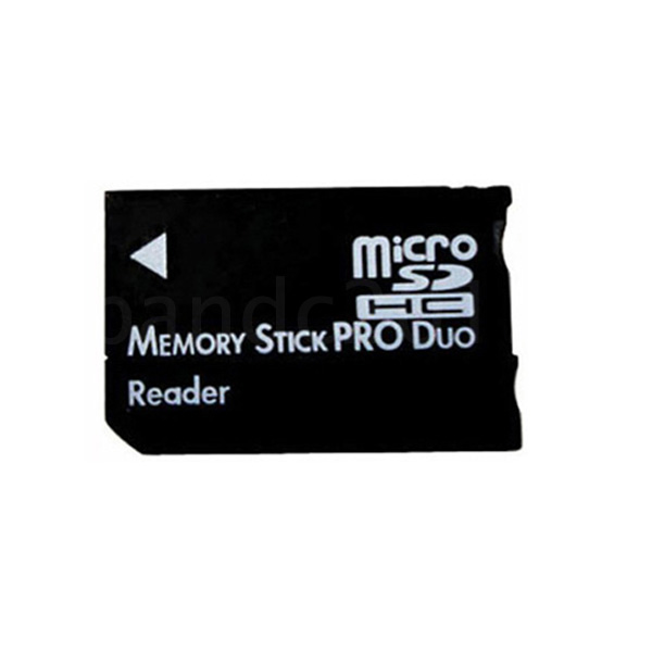 microsd to MS Memory Stick Pro Duo